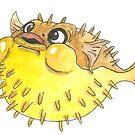 «Stuffed Fish» de laramaktub