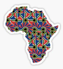 Africa Pattern  Sticker