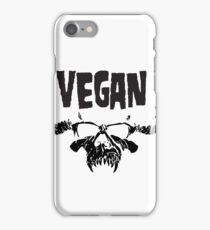 VEGANZIG iPhone Case/Skin