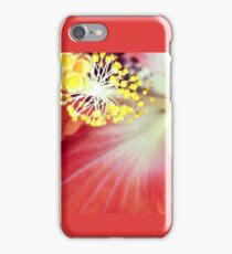 Macro Flower iPhone Case/Skin