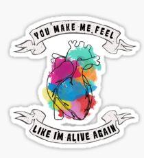Adventure of a Lifetime Sticker