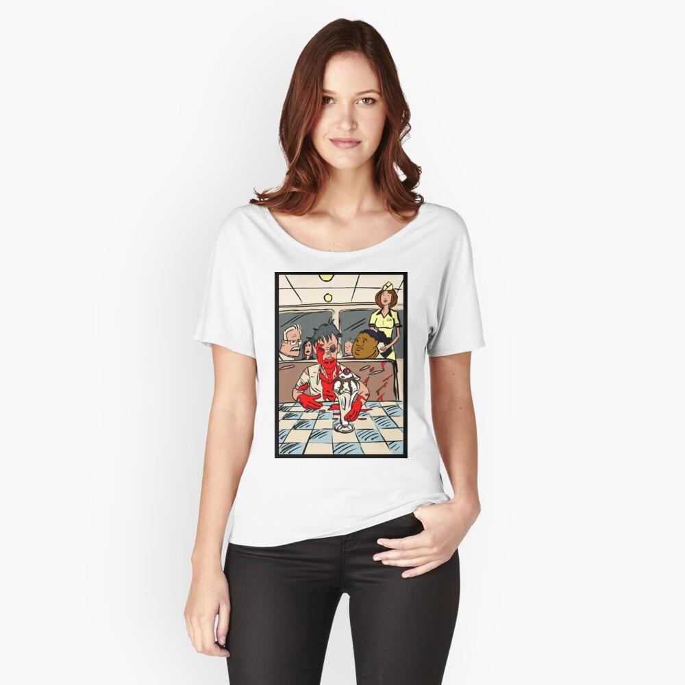 Dessert Women's Relaxed Fit T-Shirt Front