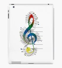 The Sight of Music (6) iPad Case/Skin