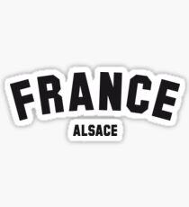 FRANCE ALSACE Sticker