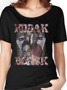 Kodak Black Finesse Kid  Women's Relaxed Fit T-Shirt