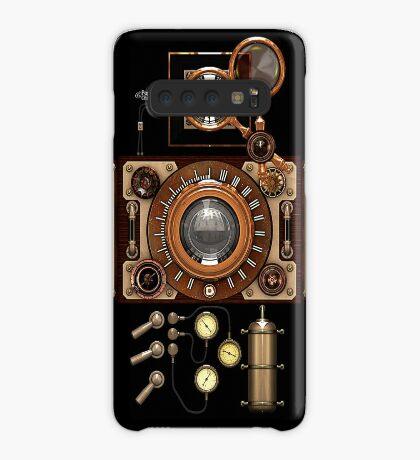 Vintage Steampunk Camera #2A Steampunk phone cases Case/Skin for Samsung Galaxy