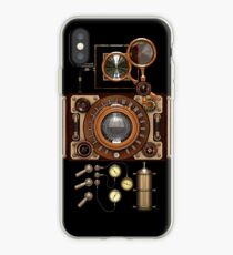 Vintage Steampunk Camera #2A Steampunk phone cases iPhone Case