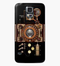 Vintage Steampunk Kamera # 2A Steampunk Telefon Fällen Hülle & Klebefolie für Samsung Galaxy