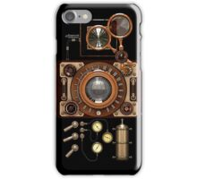 Vintage Steampunk Camera #2A Steampunk phone cases iPhone Case/Skin