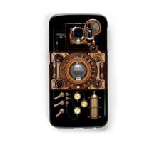 Vintage Steampunk Camera #2A Steampunk phone cases Samsung Galaxy Case/Skin