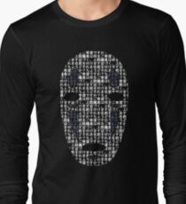 No-Face Mask Typograph T-Shirt