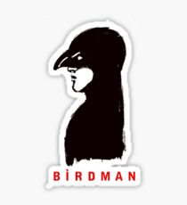 birdman Sticker
