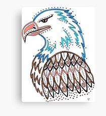 Legal Eagle Canvas Print