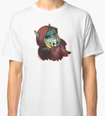 Dark Lady Cute Over You Classic T-Shirt