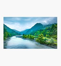 Valley River Photographic Print
