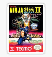Ninja Gaiden 2 Sticker