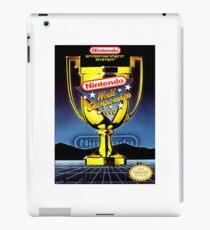 Nintendo World Championships iPad Case/Skin