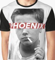 RIVER PHOENIX Graphic T-Shirt