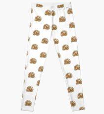 Caracola Leopardo Legging