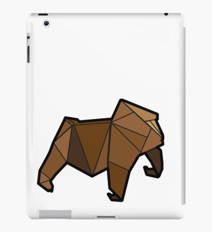 Paper Voice Logo - Icon Only iPad Case/Skin