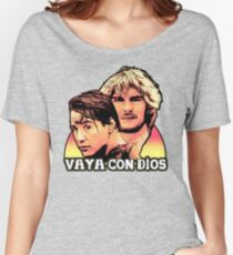 He's Not Coming Back Women's Relaxed Fit T-Shirt