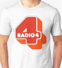 Radio 4 70s logo Unisex T-Shirt
