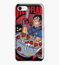 EVIL FLAKES iPhone Case/Skin