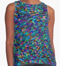 Go with the Flow X Contrast Tank