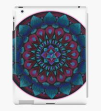 Happy Happy Joy Joy Mandala iPad Case/Skin