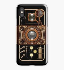 Stylish Steampunk Vintage Camera (TLR) No.2 Steampunk Phone Cases iPhone Case/Skin