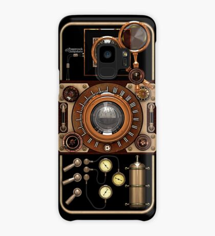 Stylish Steampunk Vintage Camera (TLR) No.2 Steampunk Phone Cases Case/Skin for Samsung Galaxy
