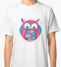 Delilah cute little owl Classic T-Shirt