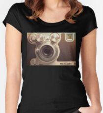 Universal Mercury II Camera - 3 Women's Fitted Scoop T-Shirt