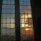 Stained glass window(s)