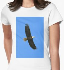 BALD EAGLE Women's Fitted T-Shirt