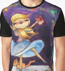 Collage Magic Graphic T-Shirt