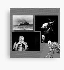$uicideboy$ Suicideboys Eternal Grey Gray g59 Canvas Print