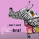 shopping with braces by Harriet Wenske