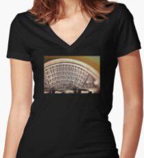 Universal Mercury II Camera - 5 Women's Fitted V-Neck T-Shirt