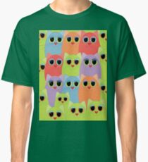 CAT CROWD Classic T-Shirt