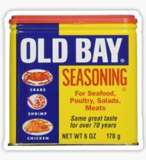 OLD BAY Sticker