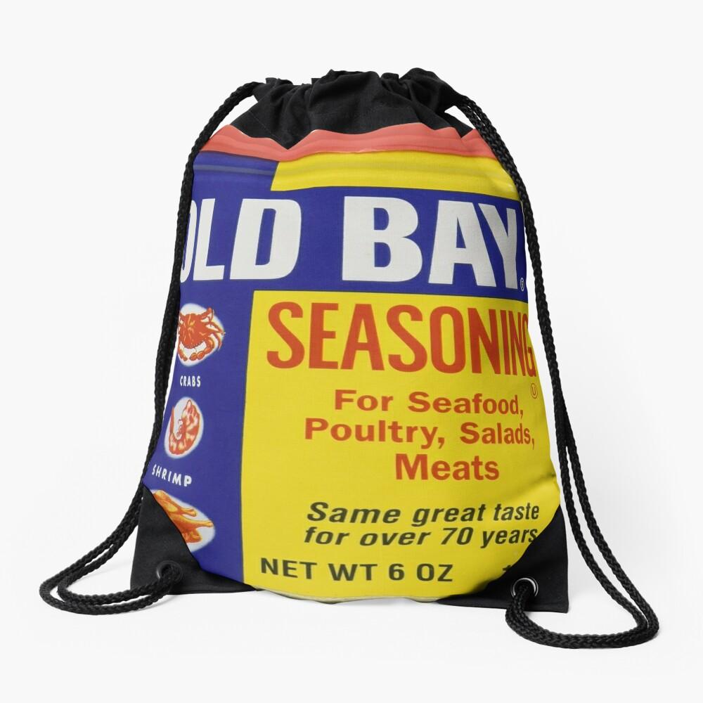 OLD BAY Drawstring Bag