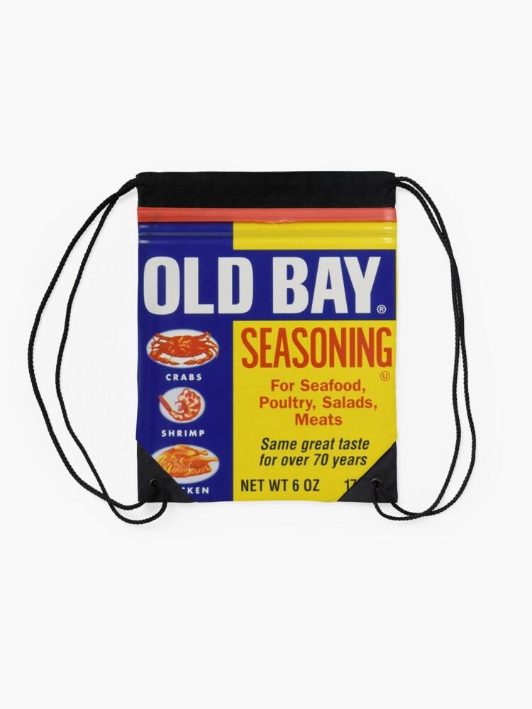 Alternate view of OLD BAY Drawstring Bag
