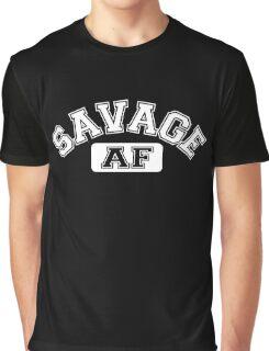 SAVAGE - AF Graphic T-Shirt