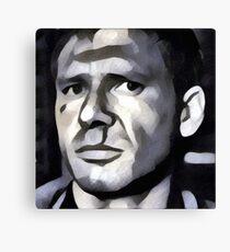 Deckard - Beat Up Canvas Print