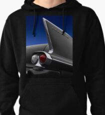 Cadillac Tail Fin Pullover Hoodie