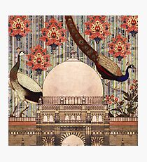 mughal monument Photographic Print