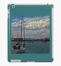 MELBOURNE- AUSTRALIA iPad Case/Skin