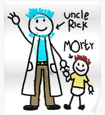 For uncle Rick with love! Poster