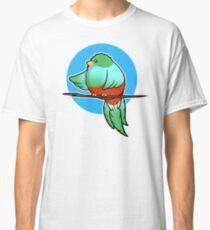 Cute Resplendent Quetzal Classic T-Shirt